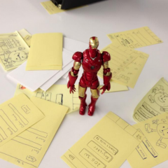 Wireframing with Ironman